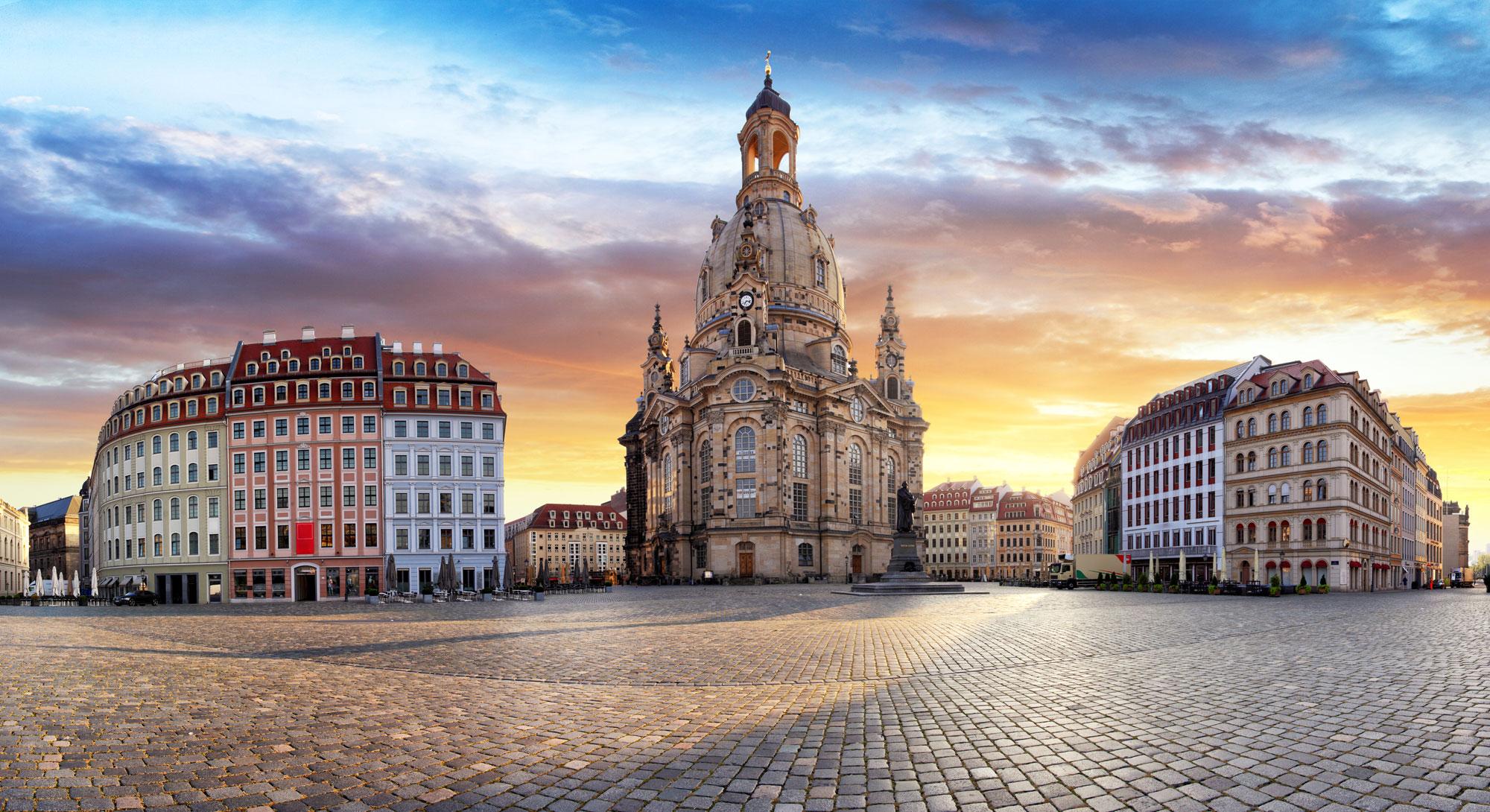 Header Dresden Frauenkirche
